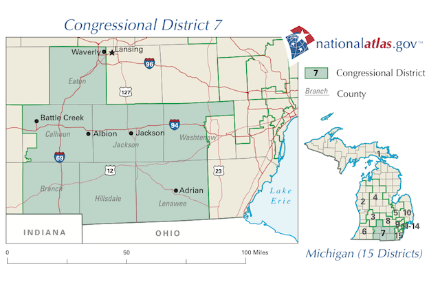 Walberg v Schauer, Michigan 7