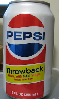 Throwback Pepsi