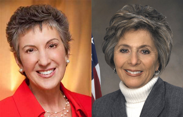 Barbara Boxer still leading, still vulnerable