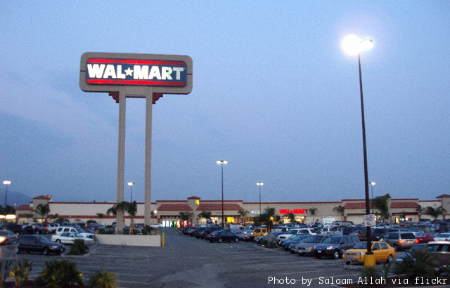 Wal-mart Moms: This year's catch phrase?