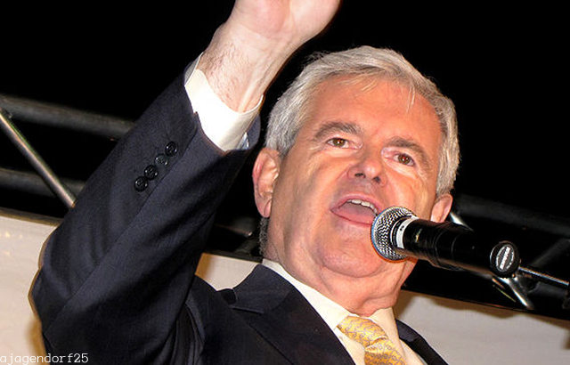 One pollster gives Gingrich South Carolina surge, others disagree