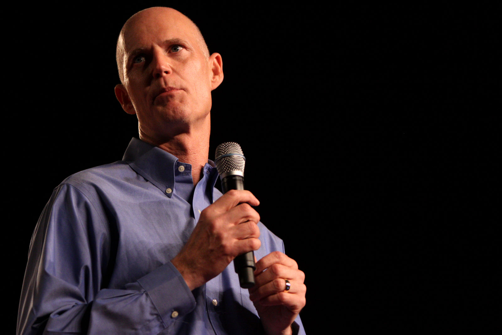 New Poll: Rick Scott Has a Chance to Beat Bill Nelson!